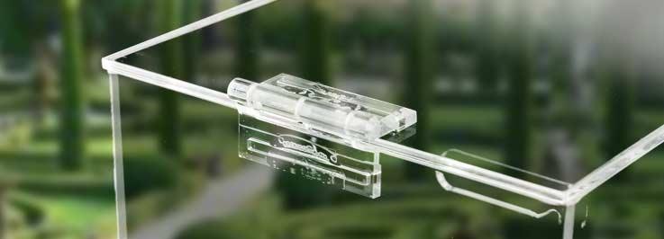 scatola plexiglass