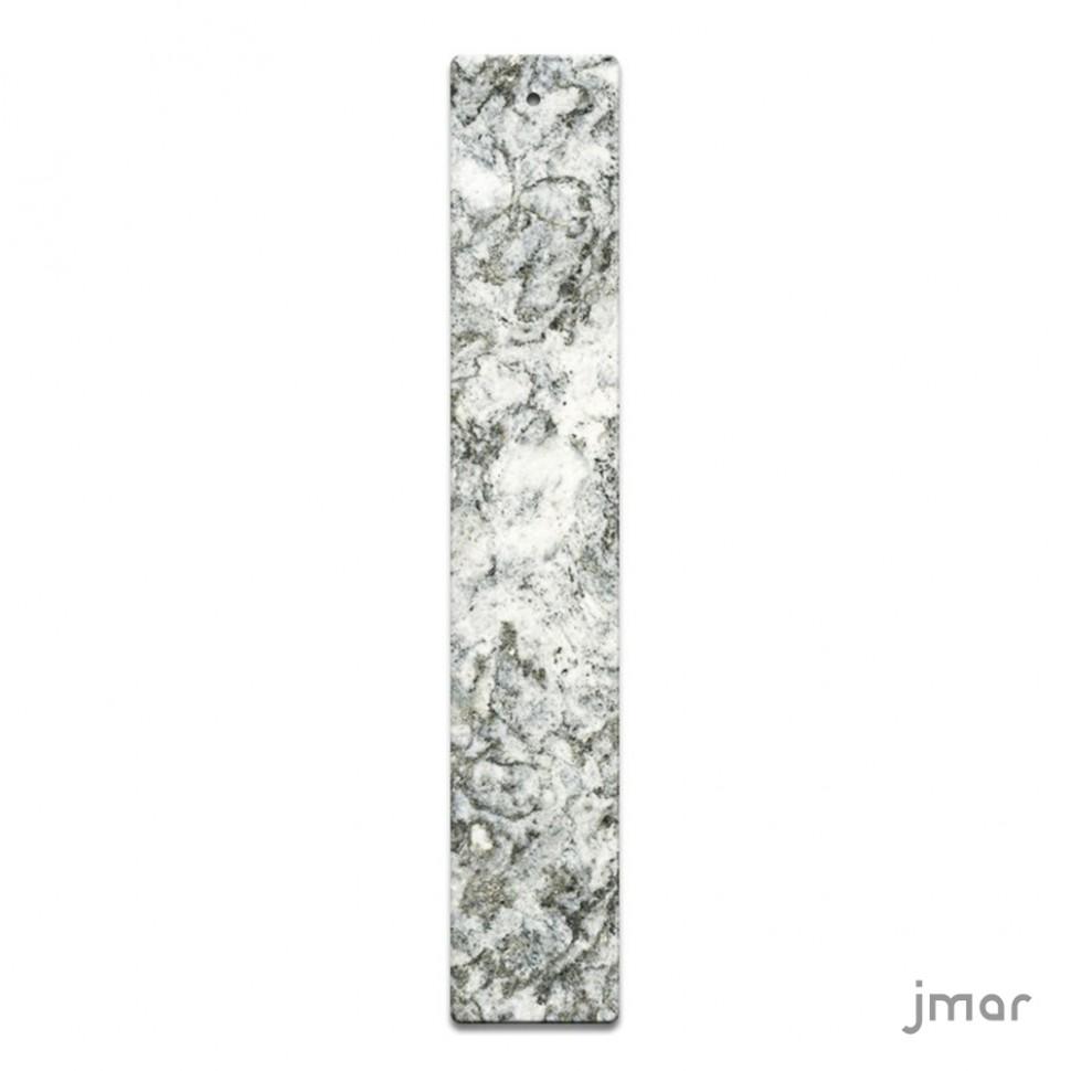 Antiguo marcador de mármol. Marcador de acrílico impresa. Fácil, durable e inteligente!