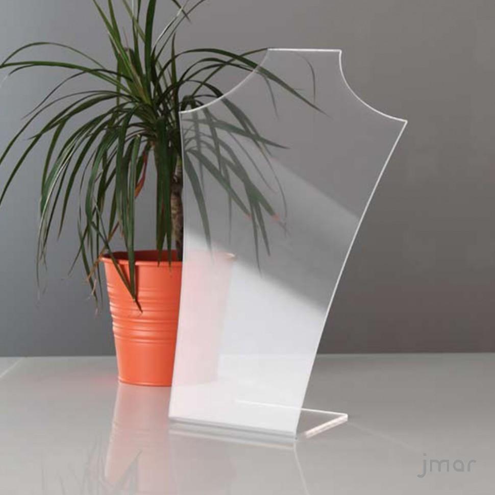 Porta collana in plexiglass. Elegante e resistente JMAR